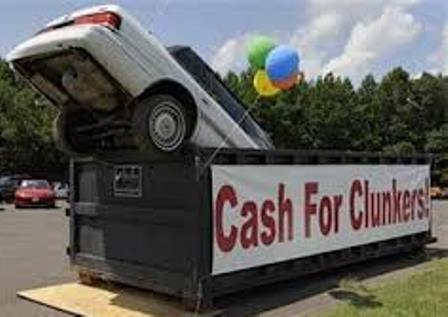 Cash for Clunkers Program