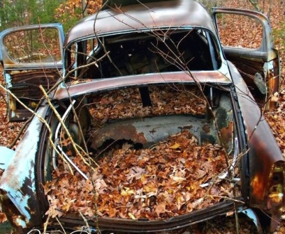 Junk Car Removals Causing Problems for One City