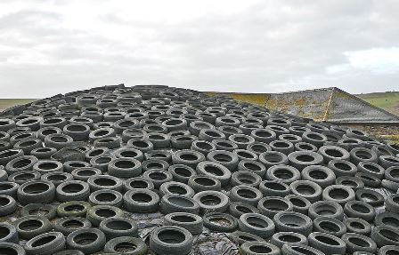 Scrap Vehicle Tires