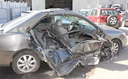 Options In Car Accident Totalled Vehicle